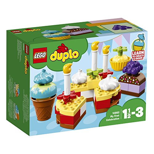 """レゴ(LEGO) デュプロ はじめてのデュプロ(R) """"バースデーケーキ"""" 10862"""