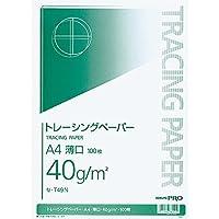 コクヨ トレーシングペーパー 薄口 A4 100枚 セ-T49N Japan