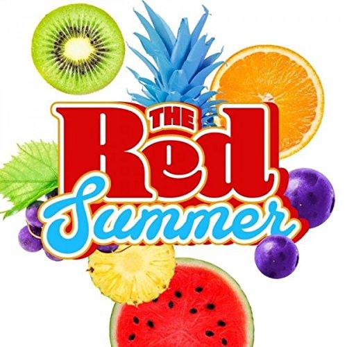 レッドベルベット - The Red Summer (Mini Album) CD+Photobook+Folded Poster [KPOP MARKET特典: 追加特典フォトカードセット] [韓国盤]