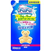 ファーファ液体洗剤 ベビーフローラル 詰替 810ML