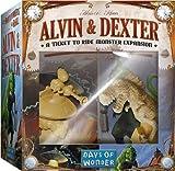 ボードゲーム チケット・トゥ・ライド 拡張セット アルヴィン&デクスター