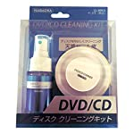 ナガオカ クリーニングキット CL-80K/2 DVD/CDクリーニングキット