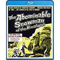The Abominable Snowman of the Himalayas (1957) [Blu-ray] [並行輸入品]