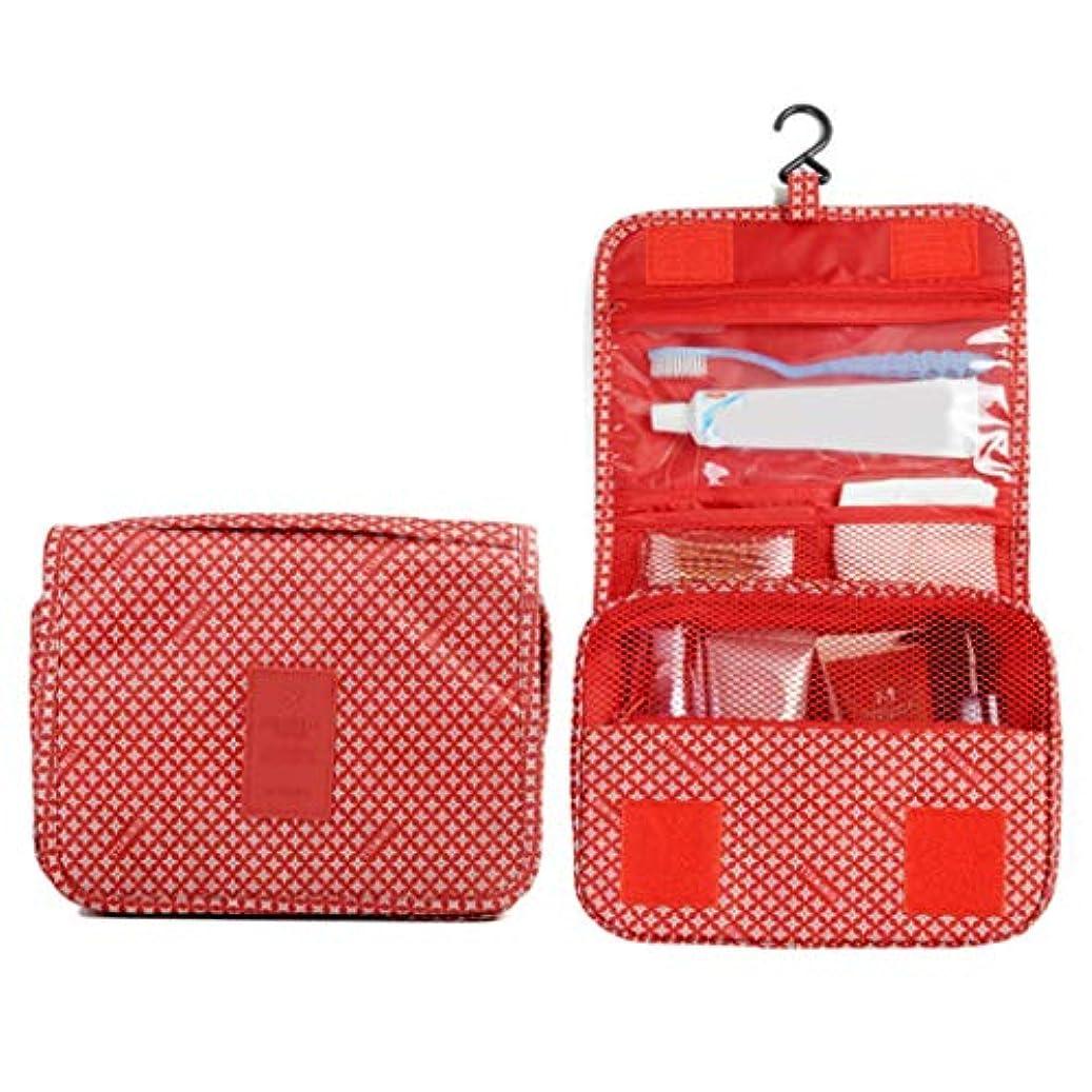 ビタミンエリート配管工Wadachikis 例外的な女性ジッパーハンギング防水旅行トイレタリーの洗浄化粧品オーガナイザーバッグバッグ(None Picture Color)