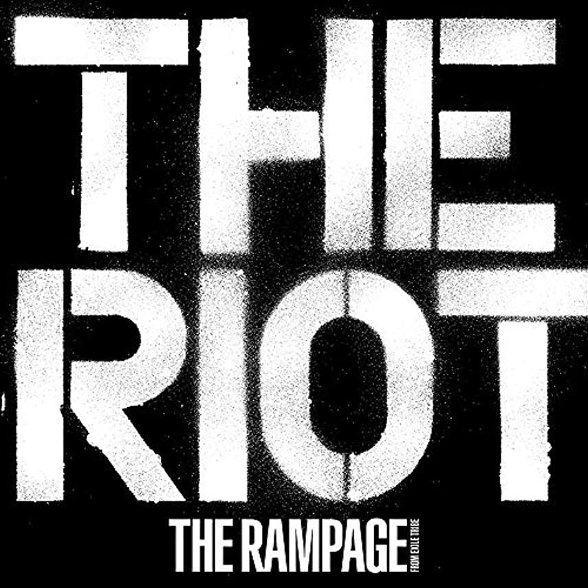 巨大恨み習字THE RIOT(CD+Blu-ray Disc)