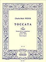 Charles-Marie Widor: Toccata From Symphonie No.5 For Organ. For オルガン