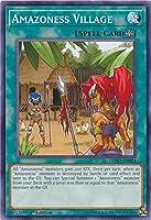 Amazoness Village - LEDU-EN014 - Common - 1st Edition - Legendary Duelists (1st Edition)