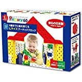 J ? Artec L block primary - 60 pieces 151464 [並行輸入品]