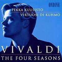 ヴィヴァルディ:ヴァイオリン協奏曲集「四季」/ヴァイオリン協奏曲 イ短調