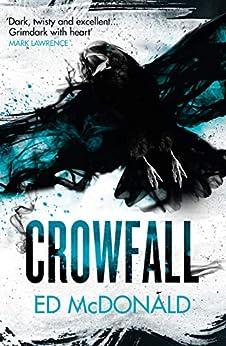 Crowfall: The Raven's Mark Book Three by [McDonald, Ed]