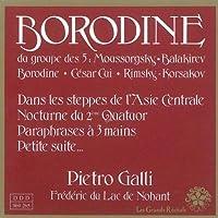 Borodine: Intergrale Piano - Pietro Galli