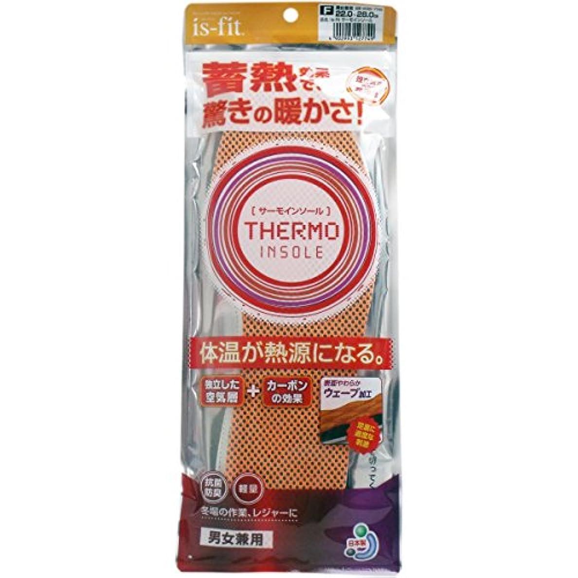 苛性麻酔薬聴覚is-fit サーモインソール 男女兼用×20個セット