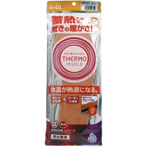 モリト is-fit サーモインソール 男女兼用×3福袋 M...