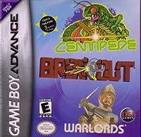 Centipede / Breakout / Warlords (輸入版)