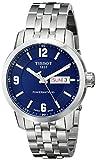 [ティソ] TISSOT 腕時計 PRC 200 オートマティック パワーマティック80 ブルー文字盤 ブレスレット T0554301104700 メンズ 【正規輸入品】