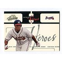 Andruw Jones - 2005 Playoff Absolute Memorabilia Heroes #AG25 - 250枚限定 - 来日外国人(東北楽天) アンドリュー・ジョーンズ