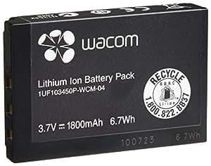 Wacom Intuos4 Wireless PTK-540WL用 充電式リチウムイオン電池 ACK-40203
