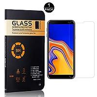 【1枚セット】 Galaxy J4 Core 超薄 フィルム CUNUS Samsung Galaxy J4 Core 専用設計 強化ガラスフィルム 高透明度で 気泡防止 飛散防止 硬度9H 耐衝撃 液晶保護フィルム
