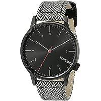 [コモノ]KOMONO 腕時計 3針 WINSTON KOM-W2100 【並行輸入品】