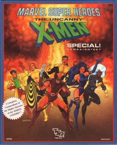 Download The Uncanny X-Men: Marvel Super Heroes (Marvel Universe/Boxed) 0880388889