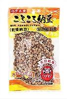だるま食品 水戸名産 ころころ納豆(乾燥納豆) 120g×1個
