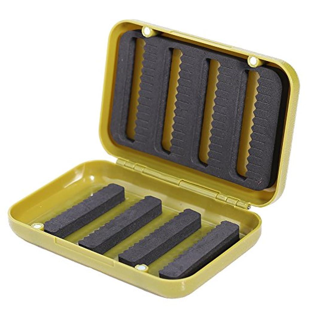 無法者ストレッチ超越する釣りタックルボックス 餌収納ボックス ルアーコンテナケース 持ち運び便利 ABS樹脂製 フック/ウェイト/ショット/ハエ入れ