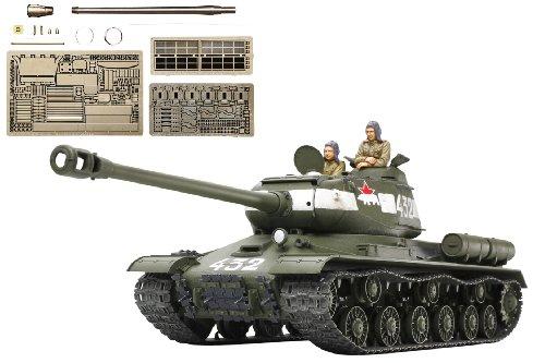 スケール限定シリーズ 1/35 ソビエト重戦車 JS-2 1944年型 ChKZ (アベール社製エッチングパーツ/金属砲身付き) 25146