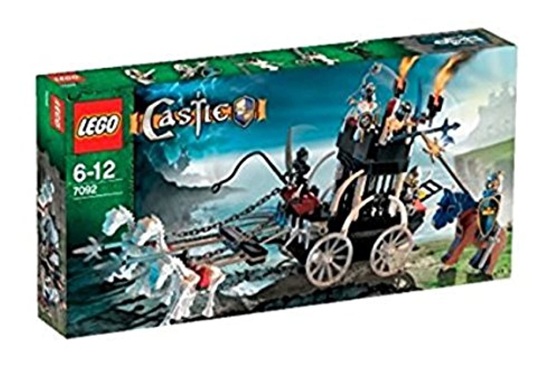 レゴ (LEGO) キャッスル ガイコツ監獄馬車  7092