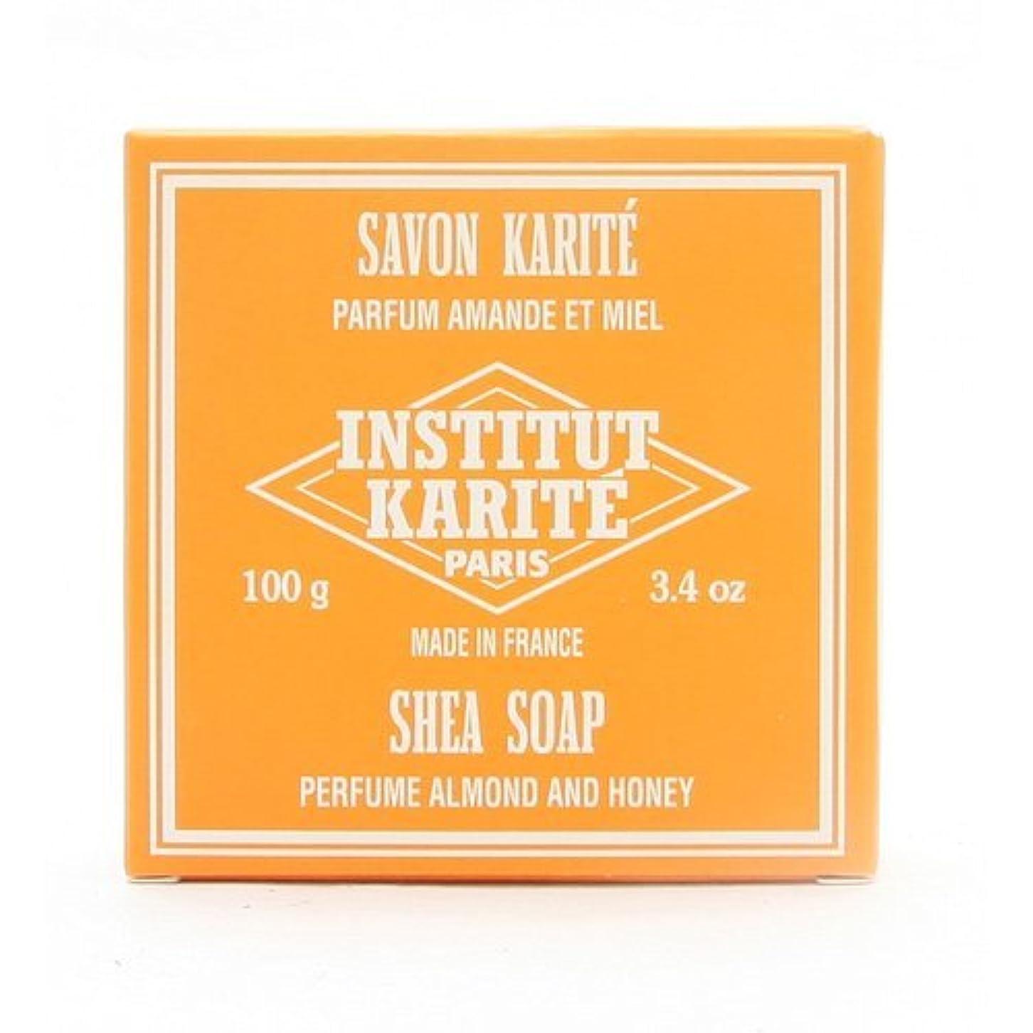 INSTITUT KARITE インスティテュート カリテ 25% Extra Gentle Soap ジェントルソープ 100g Almond Honey アーモンドハニー