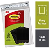 Command Large Picture Hanging Strips Value Pack, 14 Pairs, Black, PH206BLK-14NA