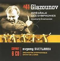 Glazunov: Symphonies by Glazunov (2010-05-25)