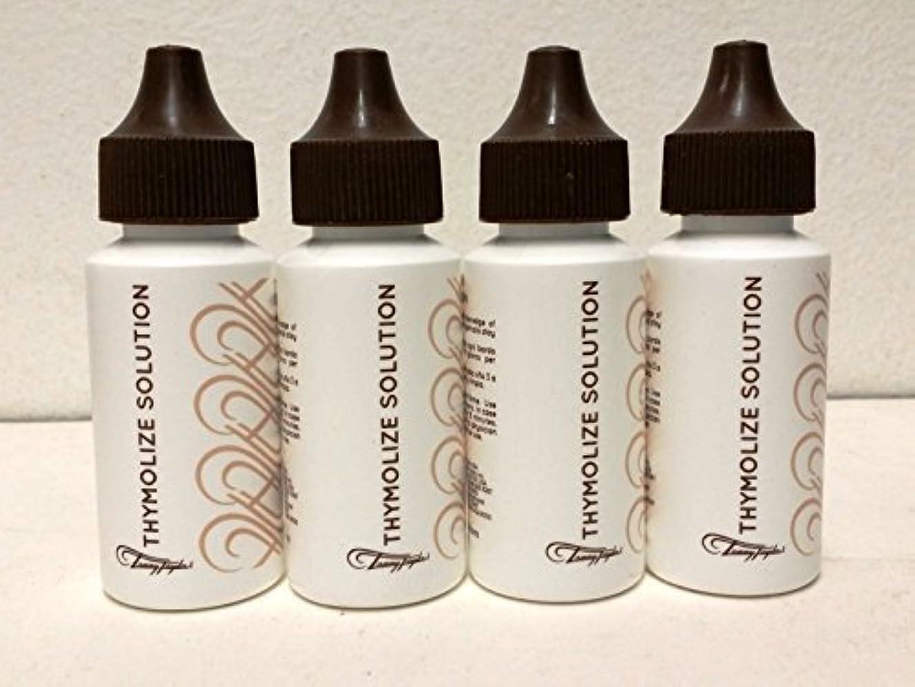 ふざけたふざけた従事するTammy Taylor Nail Treatments - Thymolize Solution - 1oz / 30ml