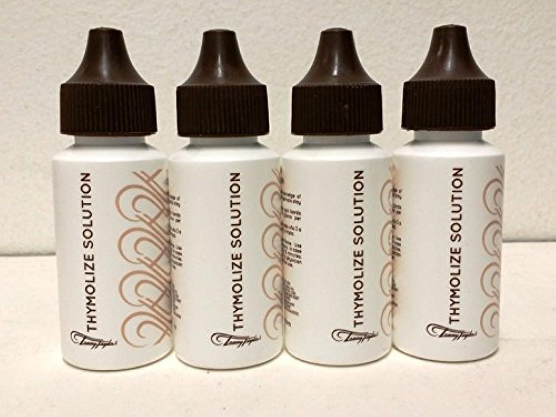Tammy Taylor Nail Treatments - Thymolize Solution - 1oz / 30ml