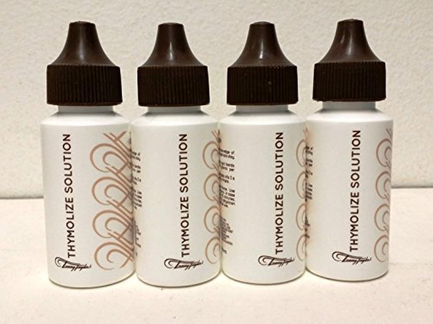 マーチャンダイジング存在臨検Tammy Taylor Nail Treatments - Thymolize Solution - 1oz / 30ml