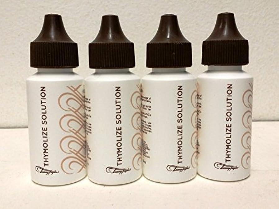 巡礼者この軽Tammy Taylor Nail Treatments - Thymolize Solution - 1oz / 30ml