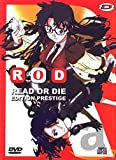 R.O.D. Read or Die - Edition Prestige 2 DVD [inclus 1 CD audio + des cartes postales]