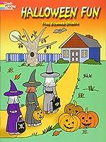 Halloween Fun Coloring Book (Dover Holiday Coloring Book)