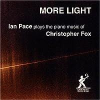 Christopher Fox Piano Music