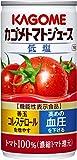 カゴメトマトジュース 190g ×30本
