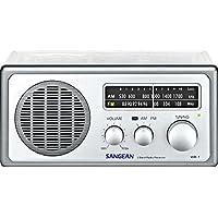 Sangean AM FM Clear Radio by Sangean