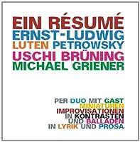 Ein Resume