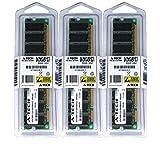 384MBキット( 3x 128MB )のゲートウェイGPシリーズデスクトップgp6–350gp6–400gp6–450gp7–450gp7–500gp7–550gp7–600gp7–650gp7–667gp7–700gp7–750gp6350/ 400/ 450gp6233/ 266/ 300/ 333。SD Non - ECC DIMM pc133133MHz RAMメモリ。A - Techブランド純正。
