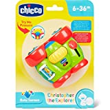 Chicco Christopher the Explorer Toy Binoculars, Mixed