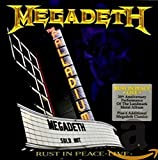Rust in Peace Live [DVD] [Import]