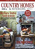 Country Homes & Interiors [UK] October 2018 (単号)