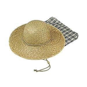 OGK(オージーケー) 麦わら帽子 OG305 フリー