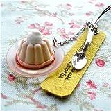アルタ 小さなお菓子ストラップ3 ババロア AT089933