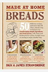 Made at Home Breads by Strawbridge, Dick (2013) Hardcover Hardcover