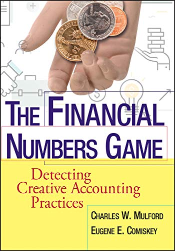 Download The Financial Numbers Game 0471770736