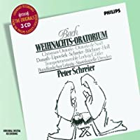 Bach: Weihnachts-Oratorium (Christmas Oratorio) by VARIOUS ARTISTS (2007-10-09)
